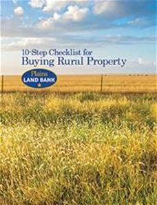10 steps to buying rural property cover
